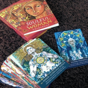 Soulful Woman Oracle Deck