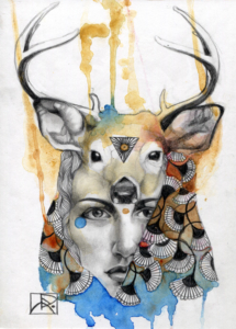 Animal Spirits-Deer