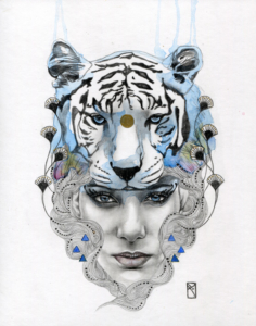 Animal Spirits: WhiteTiger